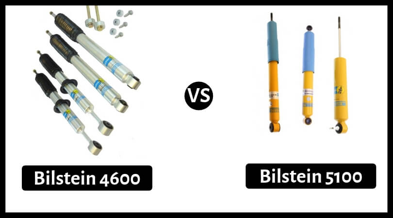 Photo of Bilstein 4600 vs 5100 – Difference Between Two Shocks