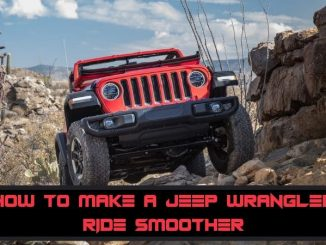 Jeep Wrangler Ride Smoother