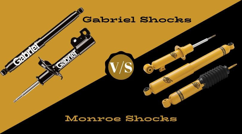 Photo of Gabriel Shocks Vs Monroe Shocks: Choose the Best Shock Absorber