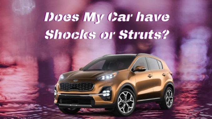 Shocks or Struts