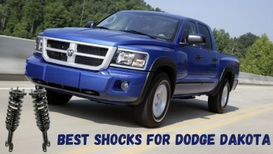 Photo of Best Shocks for Dodge Dakota 4×4 – Top front and rear shocks of 2020