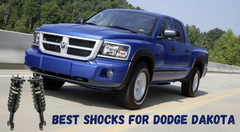 Best Shocks for Dodge Dakota