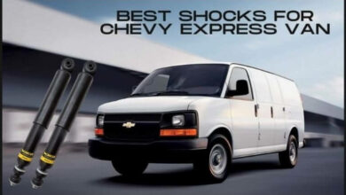 Photo of Best shocks for Chevy Express Van – Top rated shocks in 2021