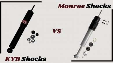 Photo of KYB vs Monroe shocks – Choose the best struts for your vehicle