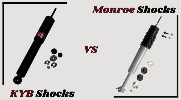 KYB vs Monroe