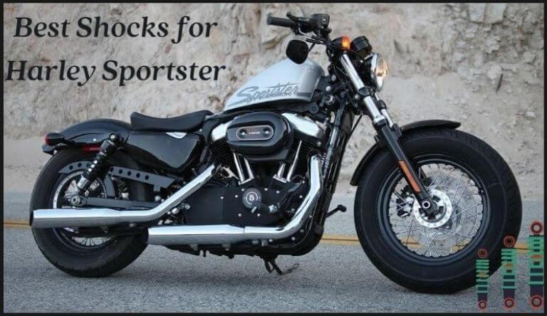 Best shocks for Harley Sportster