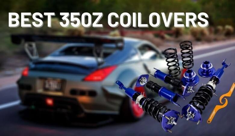 Best 350z coilovers