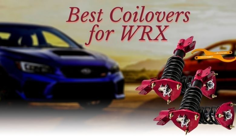 Best Coilovers for WRX