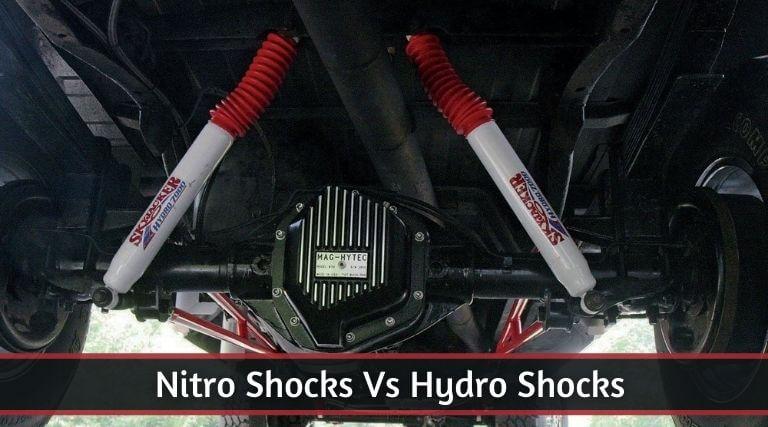 Nitro vs Hydro Shocks