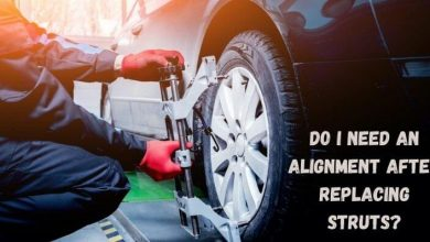 Photo of Do I need an alignment after replacing struts? – Expert advice
