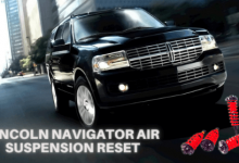 Photo of Lincoln Navigator Air Suspension Reset – Simple Guide by Expert