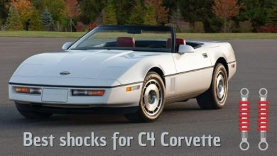 Photo of Best shocks for C4 Corvette – Top rated Corvette shocks replacement