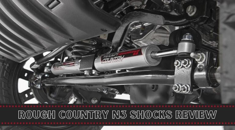Rough Country N3 Shocks review