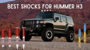 Best Shocks For Hummer H3