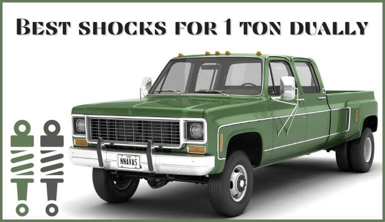 Best shocks for 1 ton dually