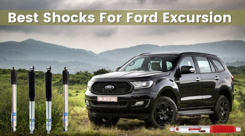 Best shocks for Ford Excursion