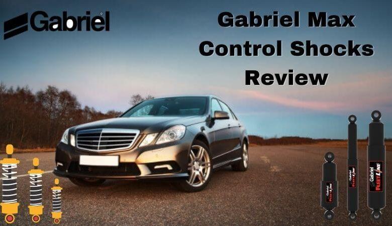 Gabriel Max Control Shocks review