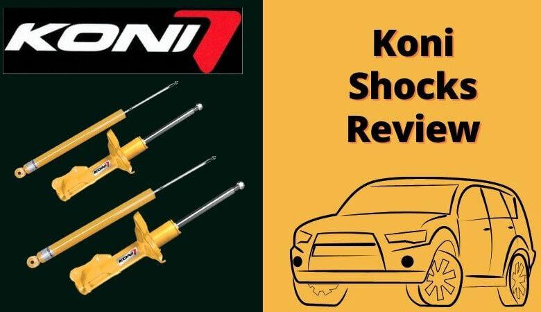 Koni Shocks review