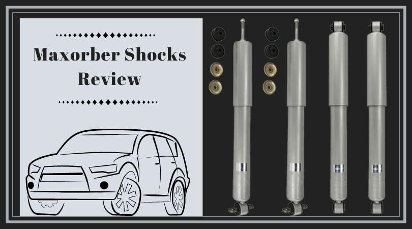 Maxorber Shocks Review