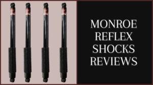 Monroe Reflex Shocks review