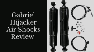 Gabriel Hijacker Air Shocks Review