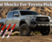 Best Shocks For Toyota Pickup